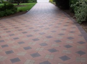 Brick Driveway 1 o