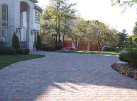 Brick Driveway 2 o