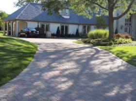 Brick Driveway 3 o