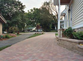 Brick Driveway 7 o