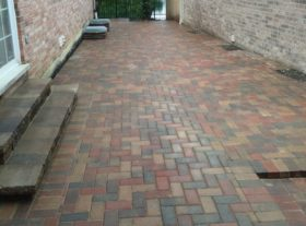 Brick Patio 10 o