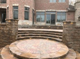 Brick Patio 13 o