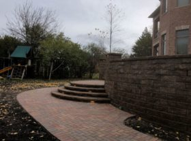 Brick Patio 13c o