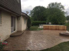 Brick Patio 15 o
