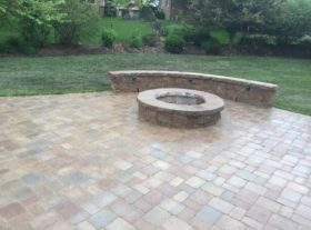 Brick Patio 17 o