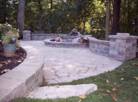 Brick Patio 18a o