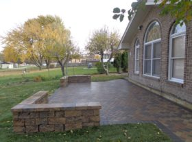 Brick Patio 2 o