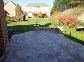 Brick Patio 3 o