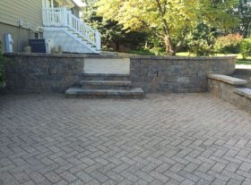 Brick Patio 5 o