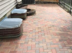 Brick Patio 9 o
