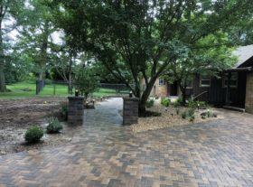 Brick Walkway 2 o