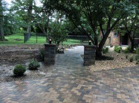 Brick Walkway 2a o