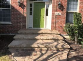 Brick Walkway 4 o