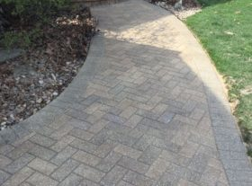 Brick Walkway 5 o