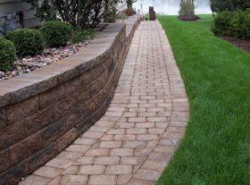 Brick Walkway 7 o