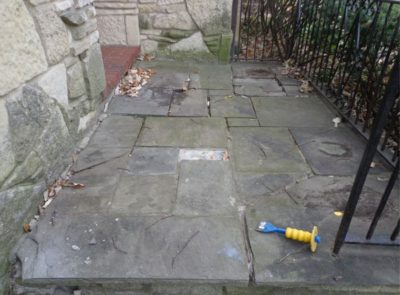 Patio Repair 1 o