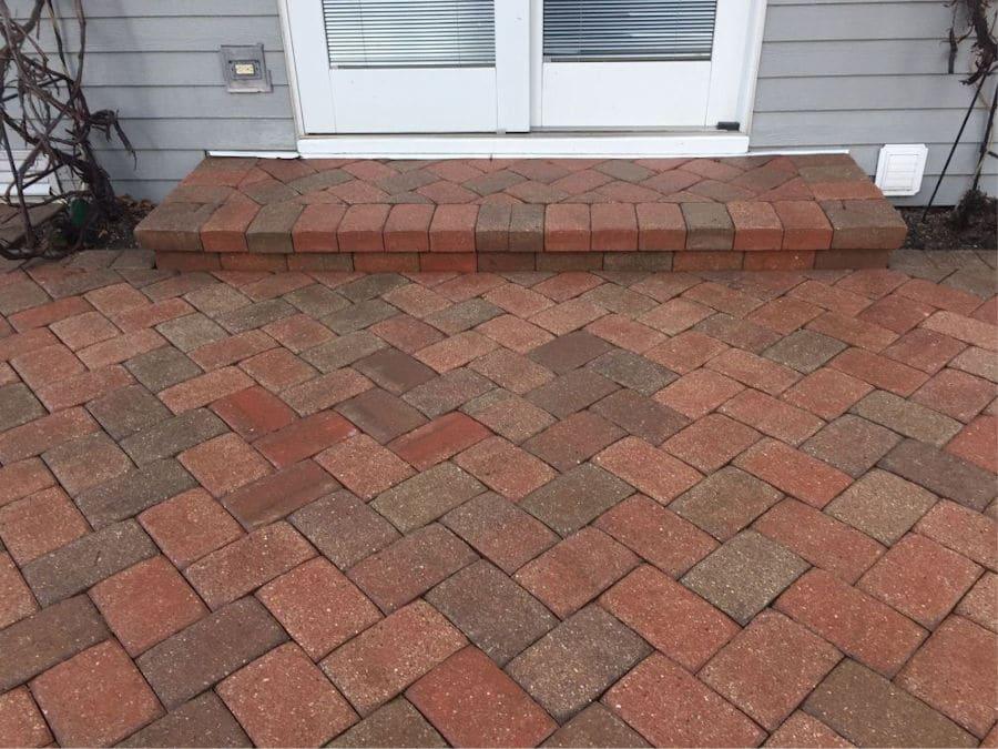 ... Patio Repair 2a o ... & Patio Repair Patio Restoration - My Landscape Contractor