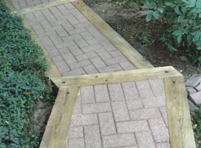 Paved Steps Repair 2 o