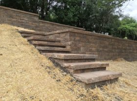 Retaining Walls And Stairs 2 o