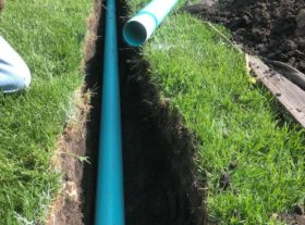 Yard Drainage Construction 4a o