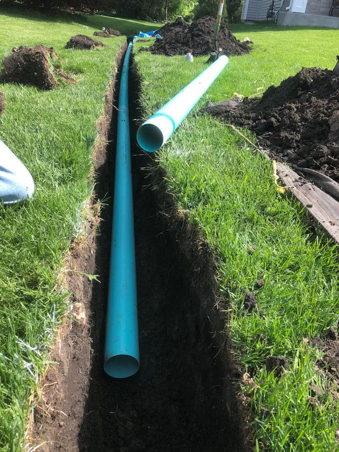 Yard Drainage Solutions - My Landscape Contractor